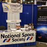 NSS-EIS Booth At Houston Space City Comic Con